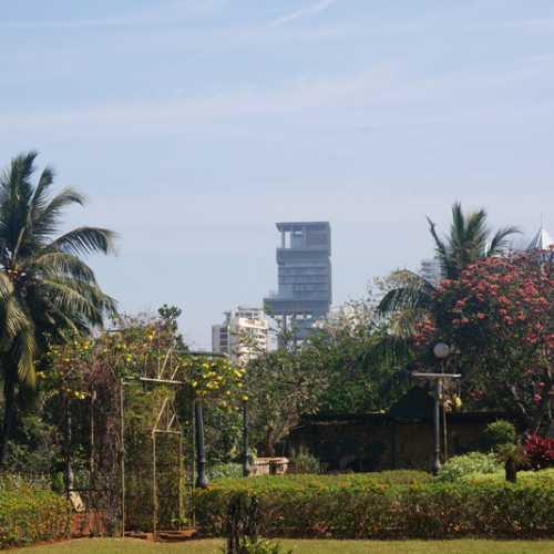 Мумбай. Самый дорогой дом в мире.