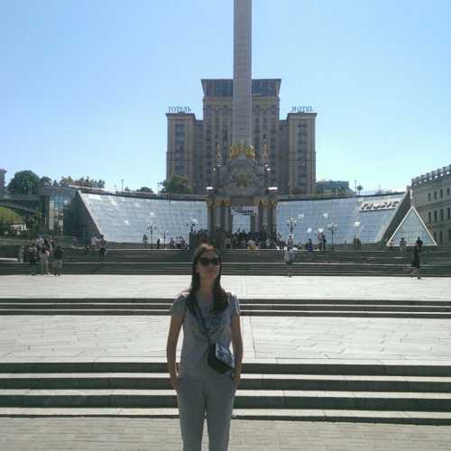 Майдан Незалежности. Киев