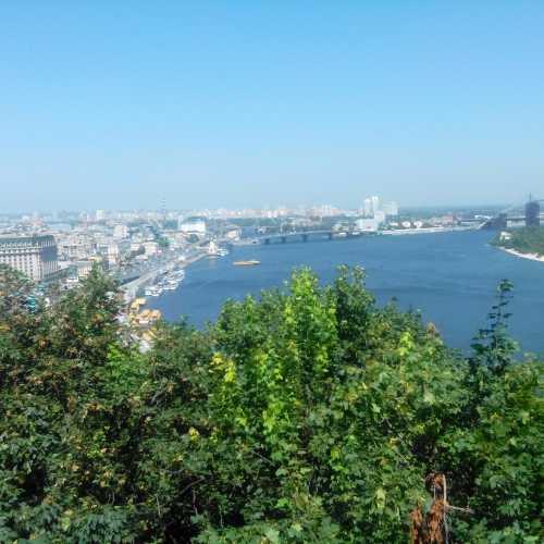 Днепр. Киев