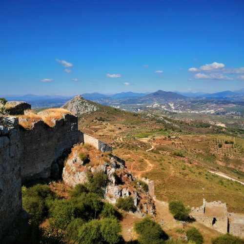 Коринф, Греция