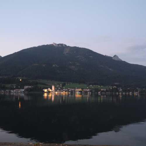 озеро Вольфганзе, Austria