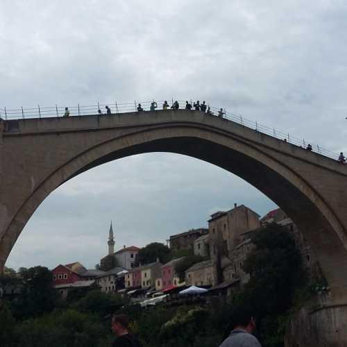 Главная достопримечательность Мостара — мост