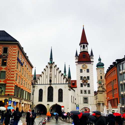 Старая ратуша, Германия
