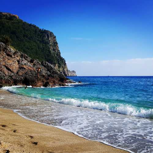 Kleopatra Beach, Turkey