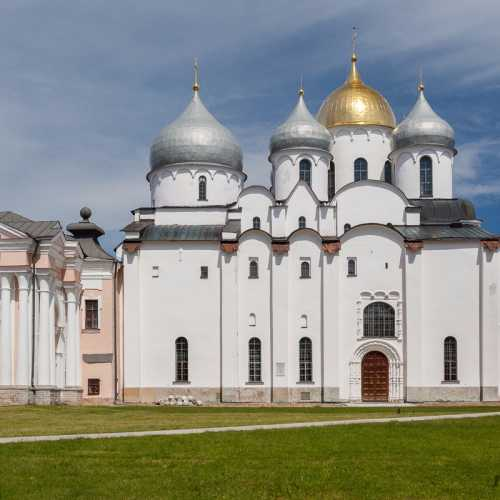 Cathedral of Saint Sophia Novgorod, Russia