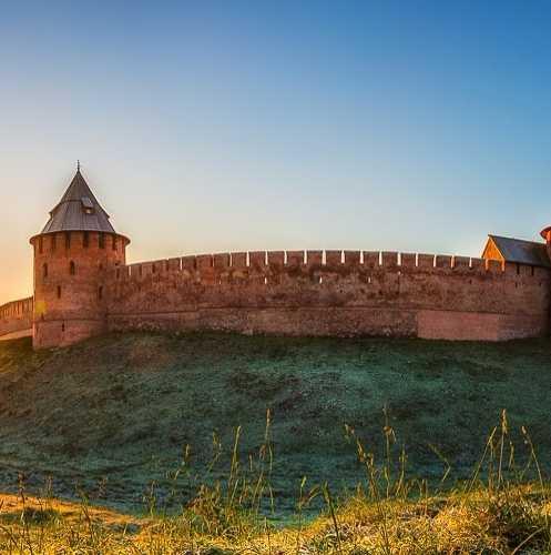 Новгородский кремль, Россия