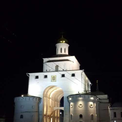 Золотые ворота, Россия