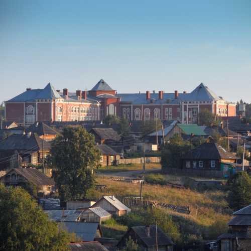 Verkhoture, Russia