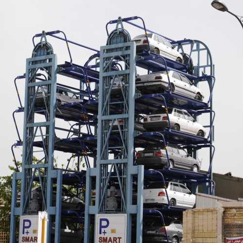 Смарт-парковка
