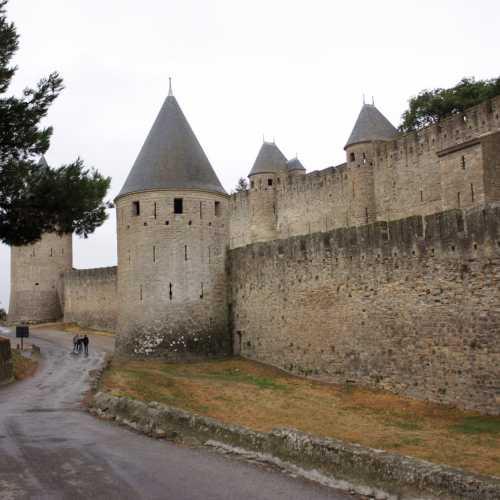 Каркасон, Франция