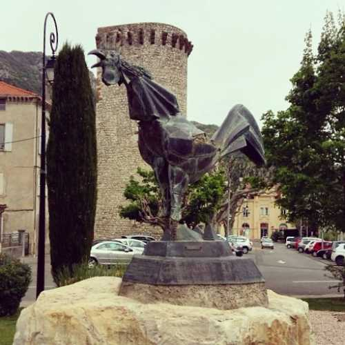 Систерон, Франция