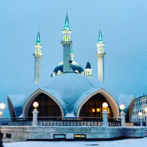 Kul Sharif Mosque, Russia
