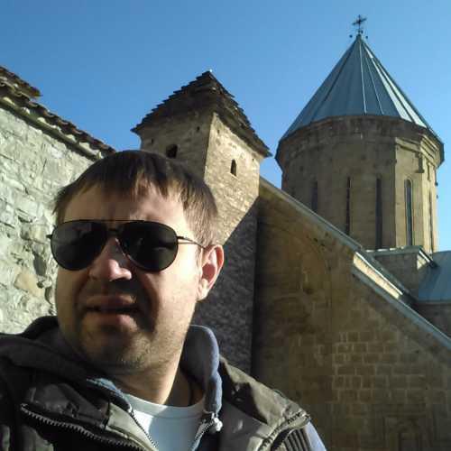 Ананури, крепость XVI век-XVIII век