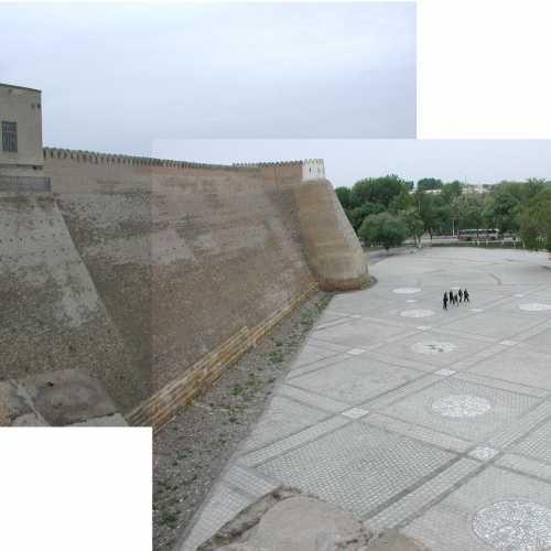 Ark, Uzbekistan