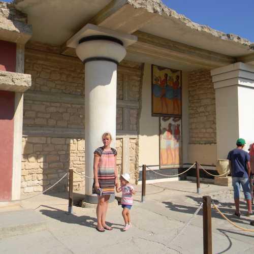 Knossos, Greece