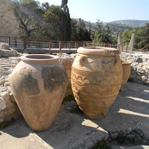 Кносс, Греция