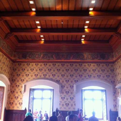 Замок Castelldefels, Spain