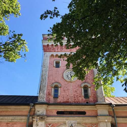 Шведская крепость, Finland