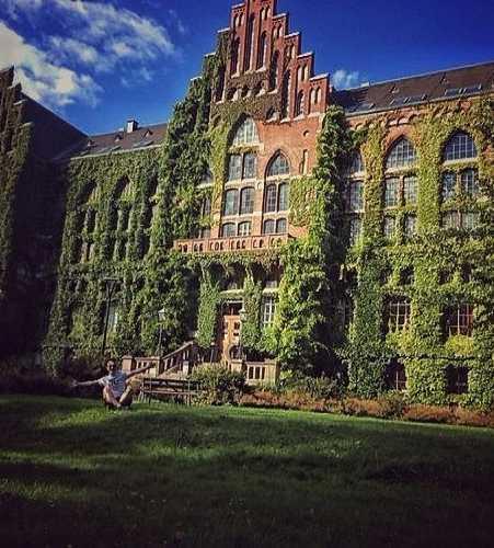 Библиотека Лундского университета