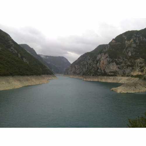 Пивское водохранилище, Черногория