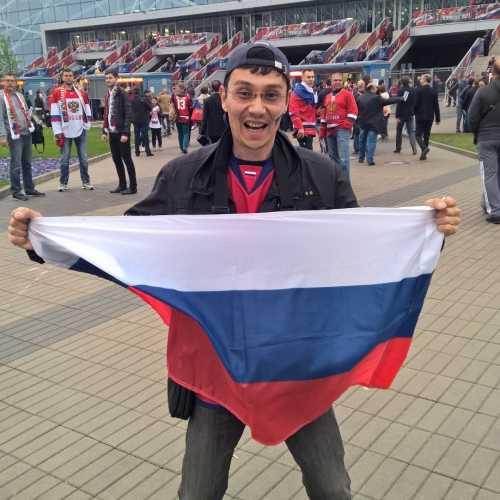 ЧМ 2016 Москва