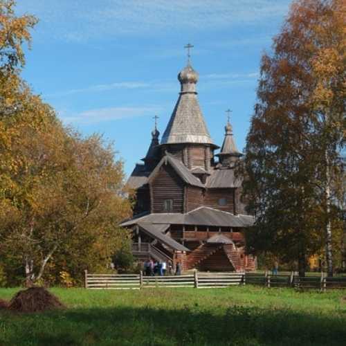 Витославицы, Россия