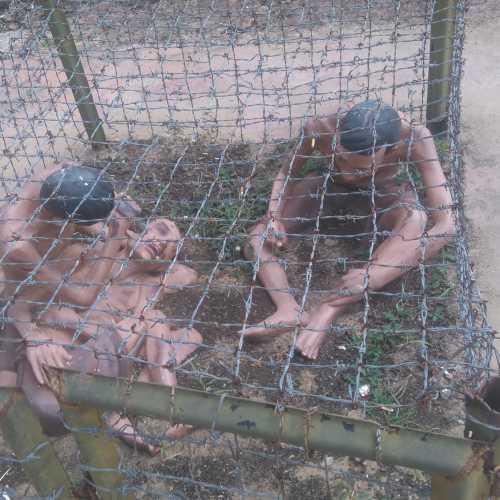 Американская Тюрьма для Вьетнамцев, на острове Фукуок. (сейчас музей)