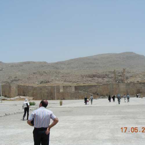 Persepolis, Иран