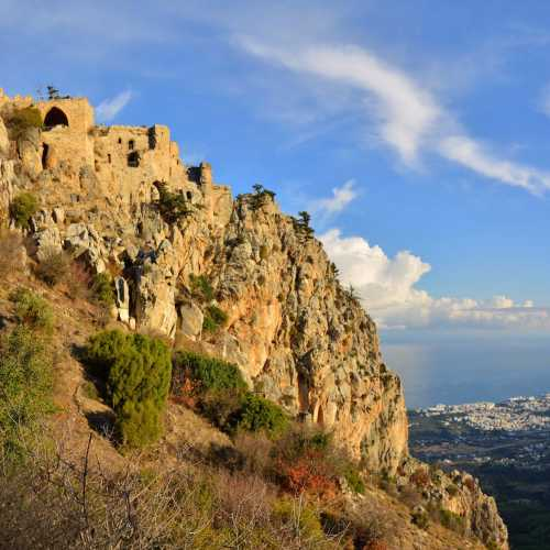 Замок Святого Илариона, Cyprus
