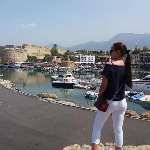 Girne Old Port, Кипр