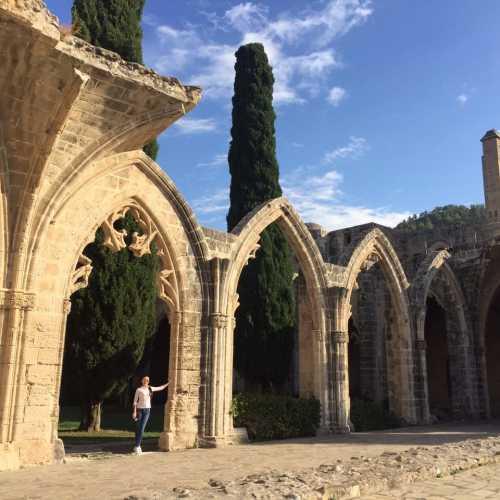 Аббатство Беллапаис, Cyprus