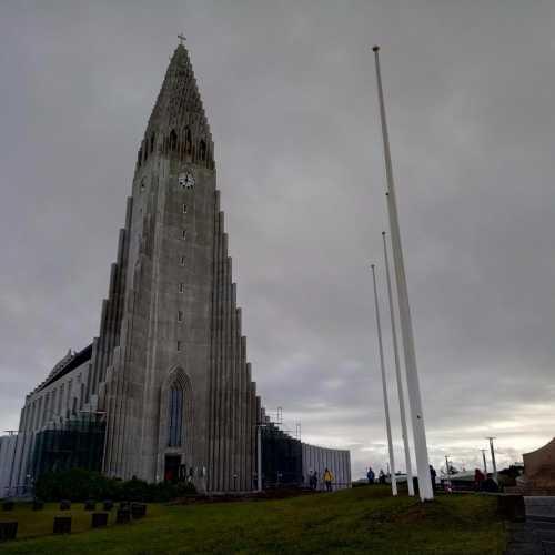Hallgrímskirkja, Исландия