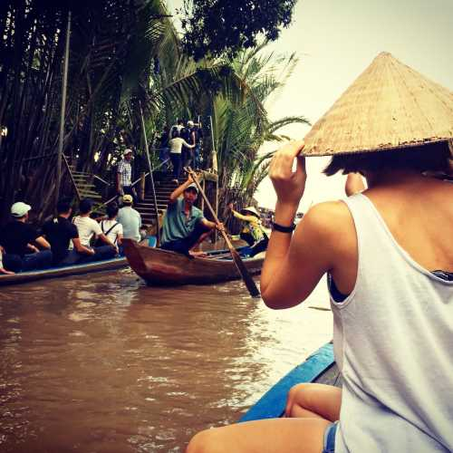 Saigon, Mekong delta