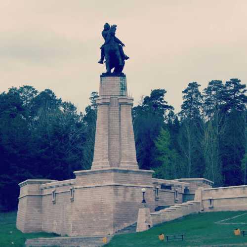 Tatishchev Monument, Russia