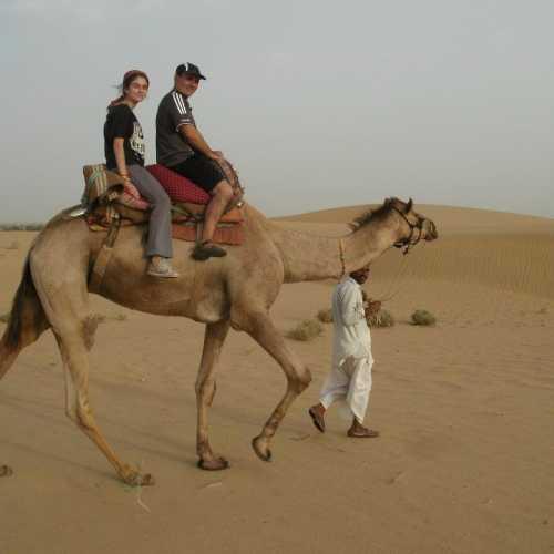 desierto THAR pakistain