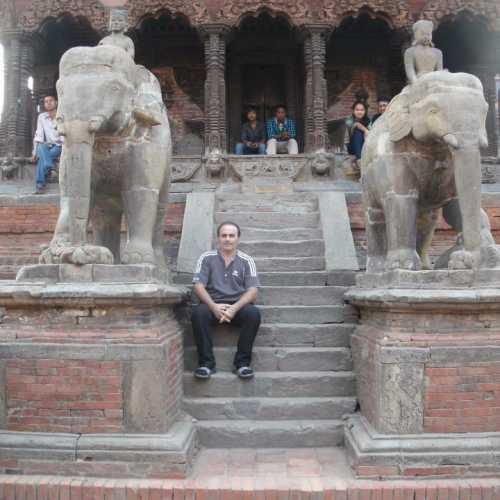 PLAZA DUBAR Katmandu nepal
