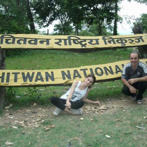 Parque nacional CHITWAN nepal