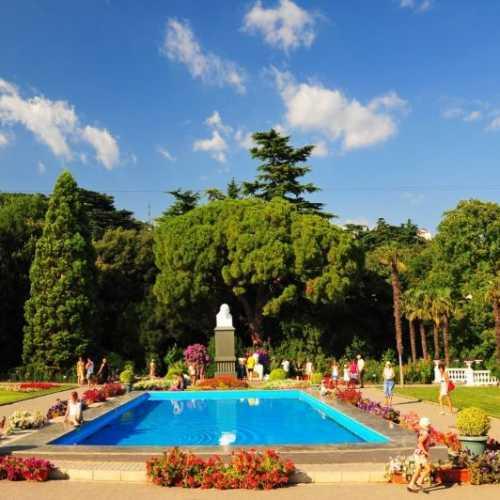 Nikita Botanical Garden, Crimea