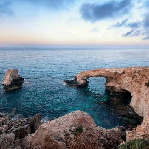 Γέφυρα των Ερωτευμένων (Love Bridge), Кипр