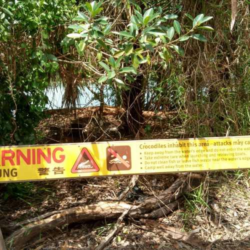 везде запрет на купание…