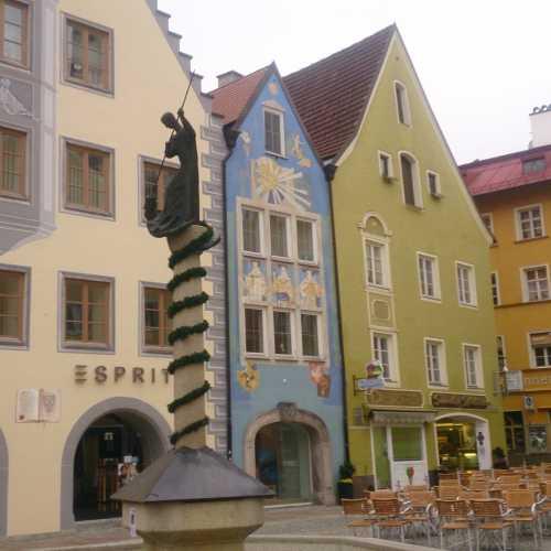 Фюссен, Германия