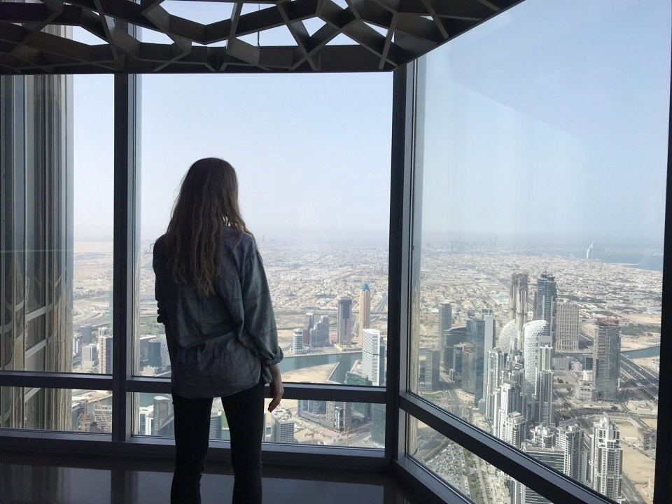Самое высокое здание в Мире. Бурдж Халифа