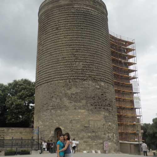 девичья башня, Azerbaijan