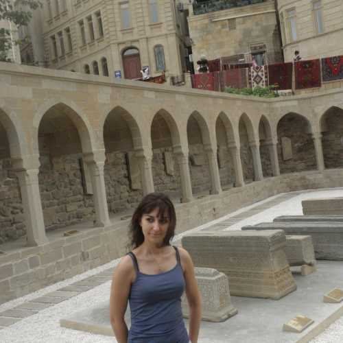 Ичери-шехер, Azerbaijan