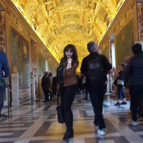 Пронзает красота, касаясь голых нервов,<br/> Восторженная тишь рождает непокой.<br/> Мне дорог Ватикан не уймою шедевров,<br/> А гением людским и гордостью людской.<br/> Созвездие имен здесь временем не стерто:<br/> Бернини, Рафаэль, и Джотто, и Манцу,<br/> И Перуджино, и Джакомо Делла Порта.<br/> Здесь дар людских сердец Небесному Отцу,<br/> Здесь к звездной высоте взлетает купол серый.