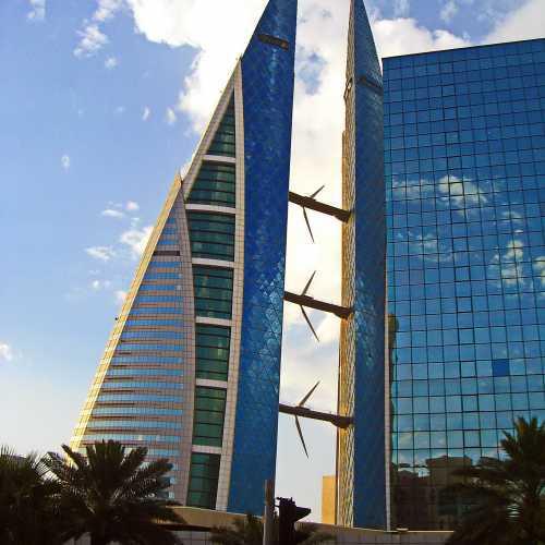 Всемирный торговый центр, Манама.Бахрейн