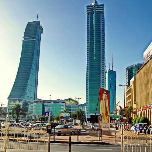 Столица Бахрейна Манама