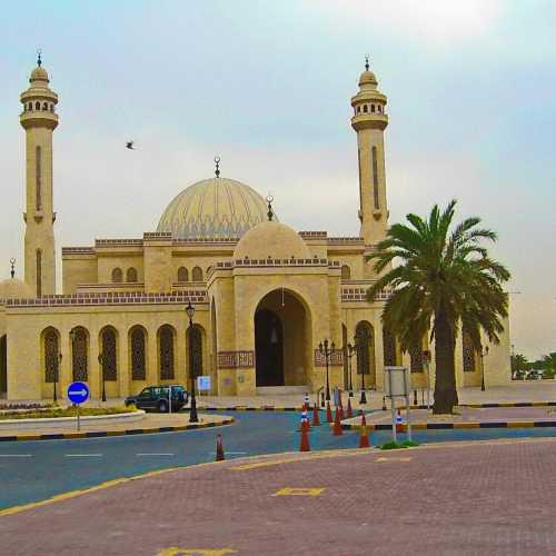 Мечеть Фль Фатен