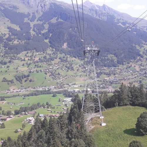 eiger express, Switzerland