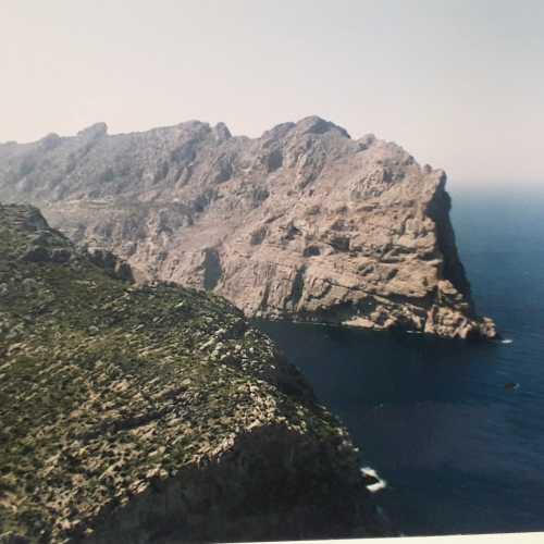 Cap de Formentor, Spain